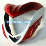 Cover Headlamp Byson Streethfighter