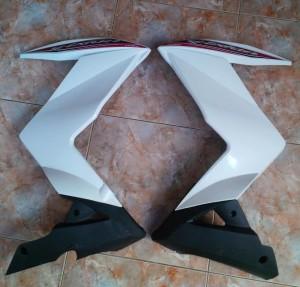 half fairing new vixion lightning z250