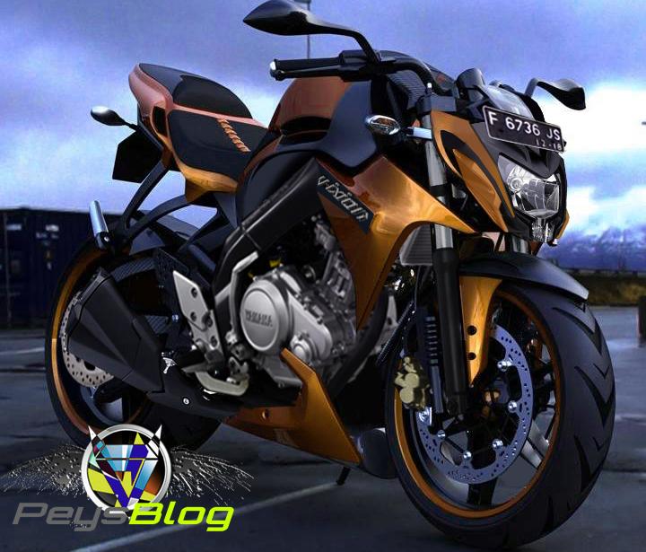 Desain New Vixion Lightning 2015