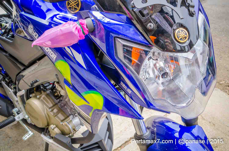 headlamp Yamaha New Vixion Advanced 2015