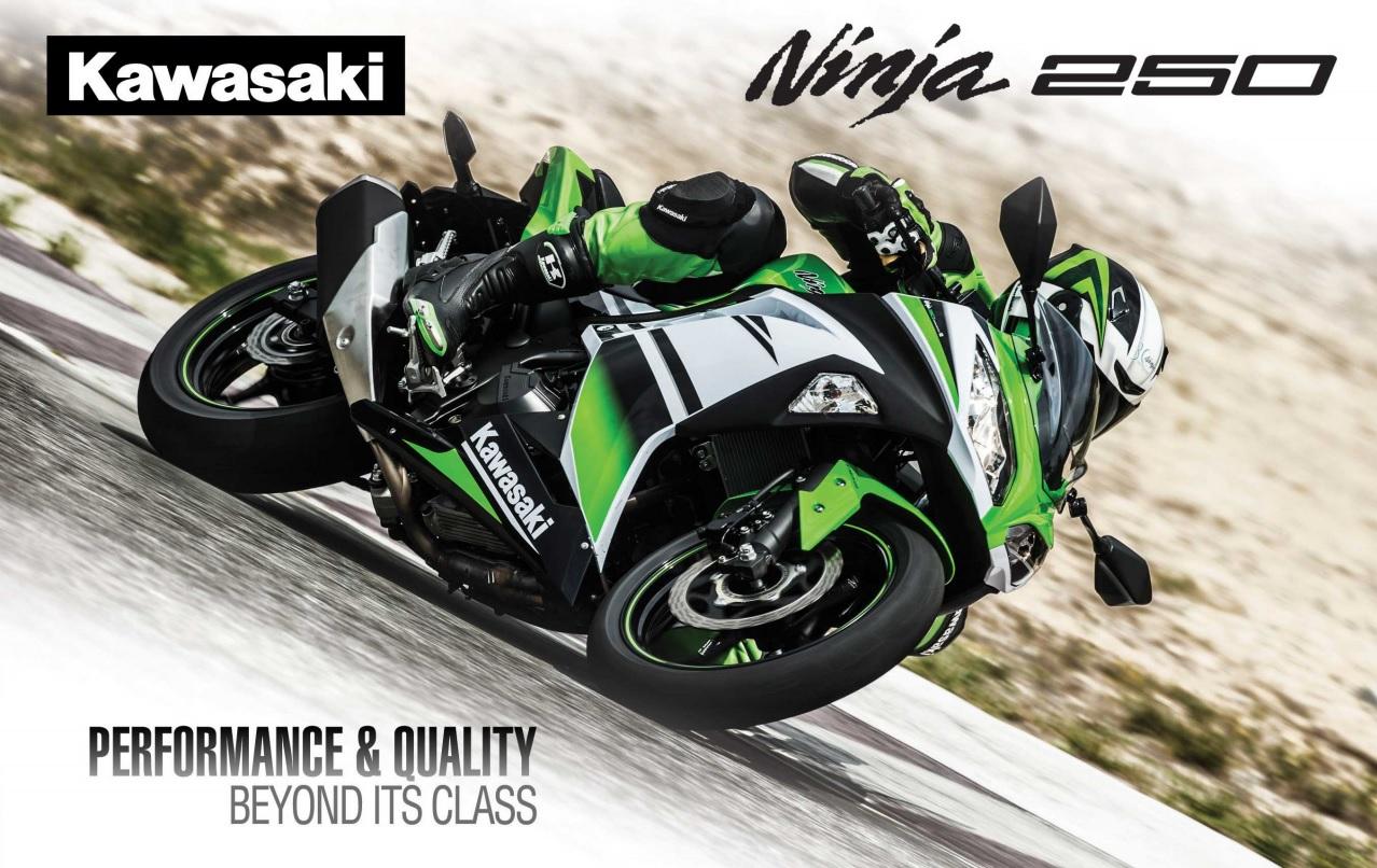 fairing ninja 250