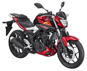 Spesifikasi Yamaha MT-25