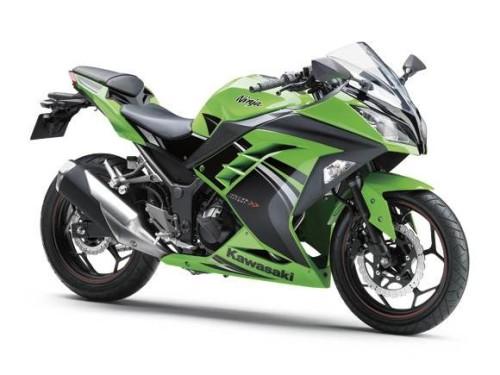 fairing kawasaki ninja 250 fi se lime green