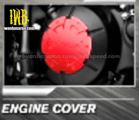 Aksesories Honda New CB150R engine cover