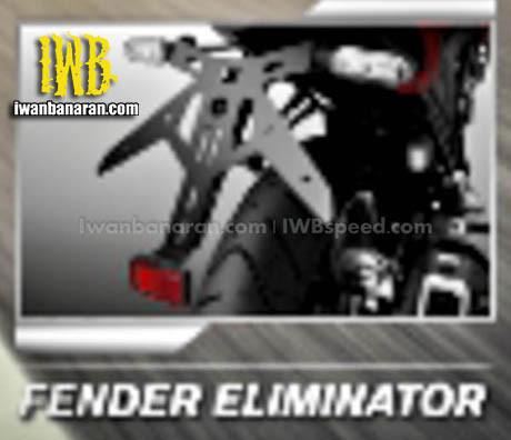 Aksesories Honda New CB150R fender eliminator