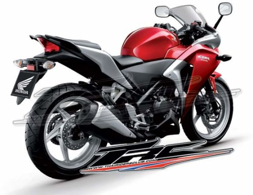 Galeri Modifikasi Honda CBR 250 R