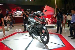 Fitur All New Honda Supra GTR 150