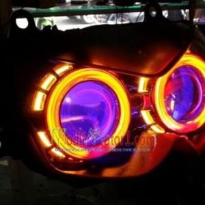 Produk LAMPU HID-ANGEL EYES NINJA 250R-250FI-Z250
